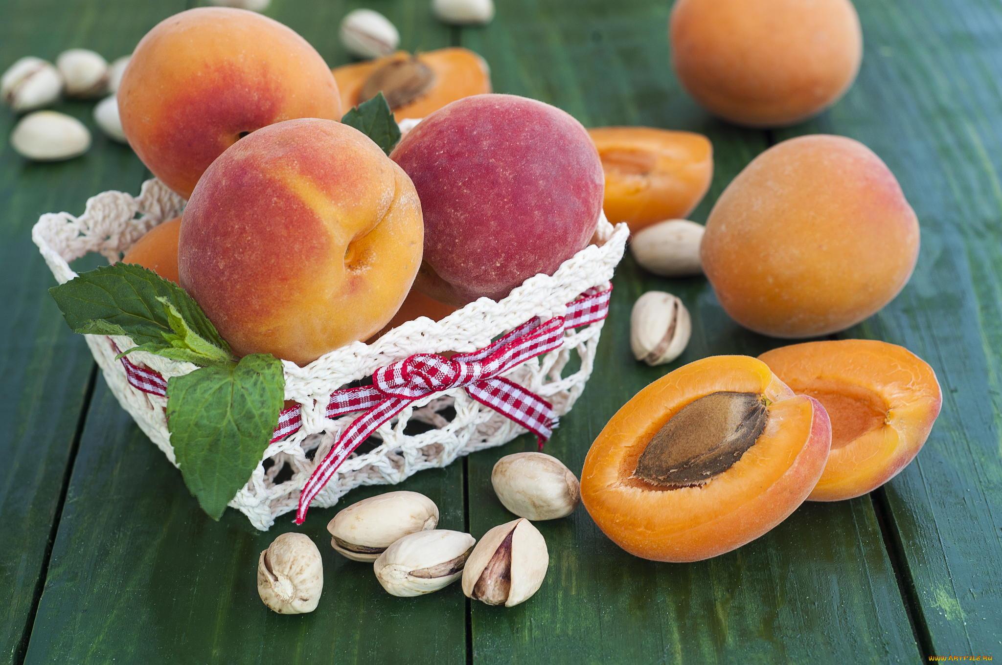 красивые картинки с персиками это